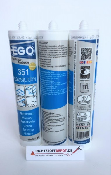 Egosilicon 351 Naturstein 310ml
