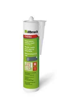 illbruck FA880 Natursteinsilikon-Matt 310ml