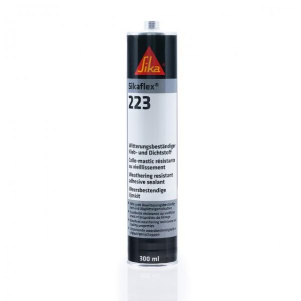Sikaflex 223 Schwarz 310ml