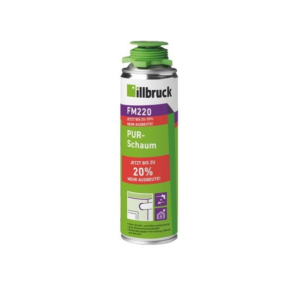 illbruck FM220 PU-Schaum Basic 500ml