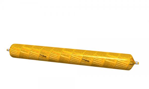 Sikaflex-111 Stick & Seal Schwarz 600ml