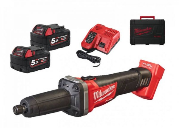 Milwaukee M18 FDG-502X Geradschleifer