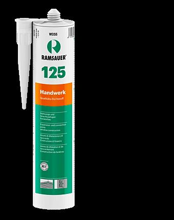 Ramsauer Handwerk-125 Bausilikon Transparent 310ml
