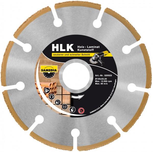 HLK All-Cut Trennscheibe 125x22.23