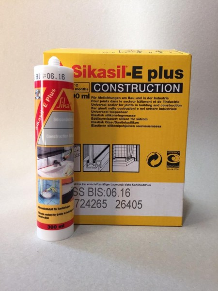 Sikasil® E Plus 300ml